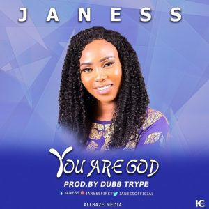 "New Single ""You are God"" From Janess"