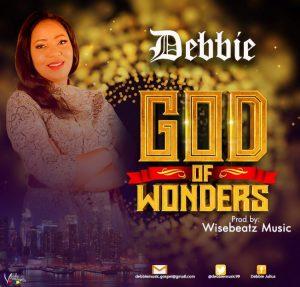 "New Single ""God of wonders"" From Debbie"